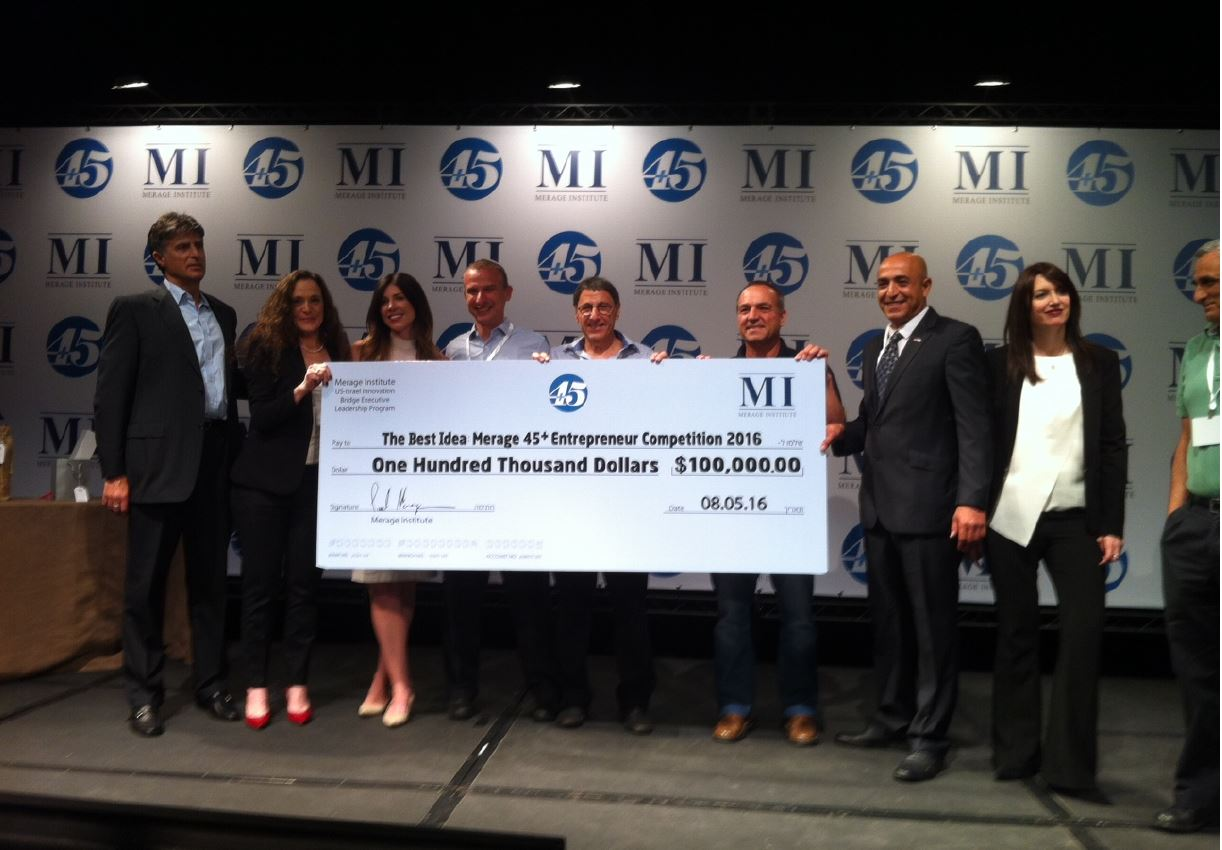 Merage 45+ Entrepreneur Winners